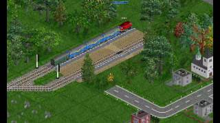 Open Transport Tycoon Deluxe Ep. 1