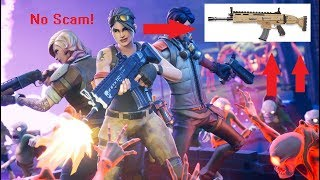 Libérez Siegebreaker à Fortnite Save the World! (pas clickbait)