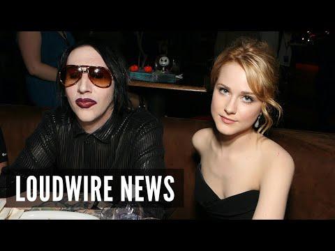 Evan Rachel Wood Names Marilyn Manson as Her Abuser