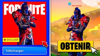 "YOUR ""EXCLUSIVE SKIN"" SPECIAL SAISON 9 ON FORTNITE!"
