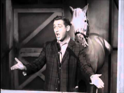 MR ED SINGS