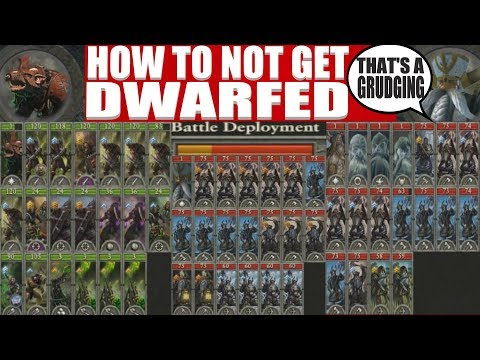 How to not get DWARFED