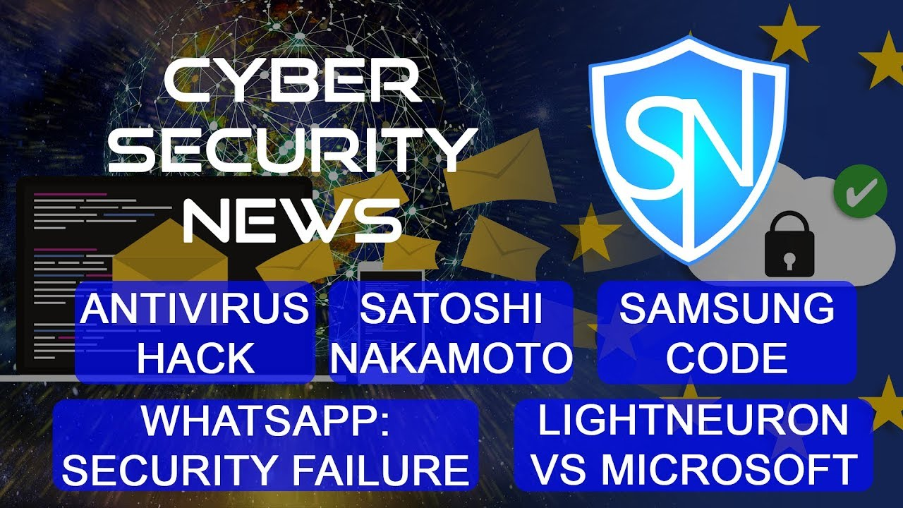 Top cyber security news|21 May 19