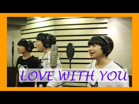 【TFBOYS】Love With You|動態歌詞