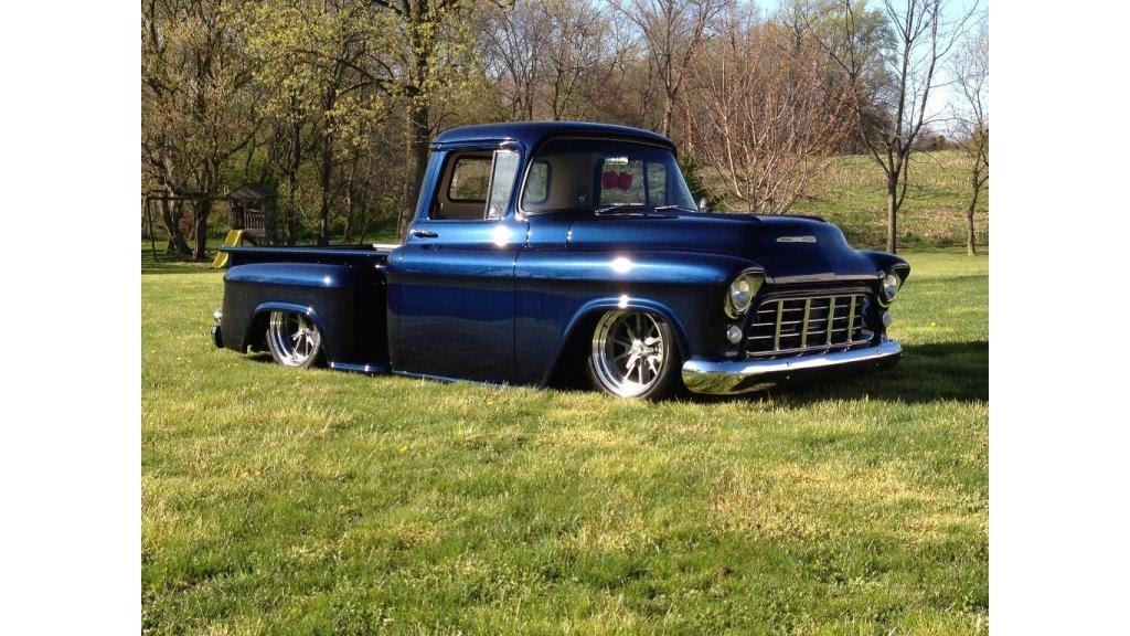 1957 Chevrolet 3100 1  2 Ton Pickup Truck