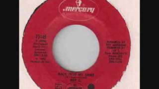 Roy C - Back Into My Arms - Southern Soul