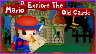 Mario Explore The Old Castle Level 1-4 Walkthrough