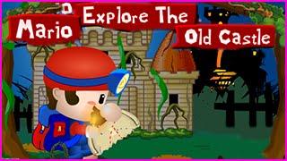 Mario Explore The Old Castle Level 1-4 Walkthrough
