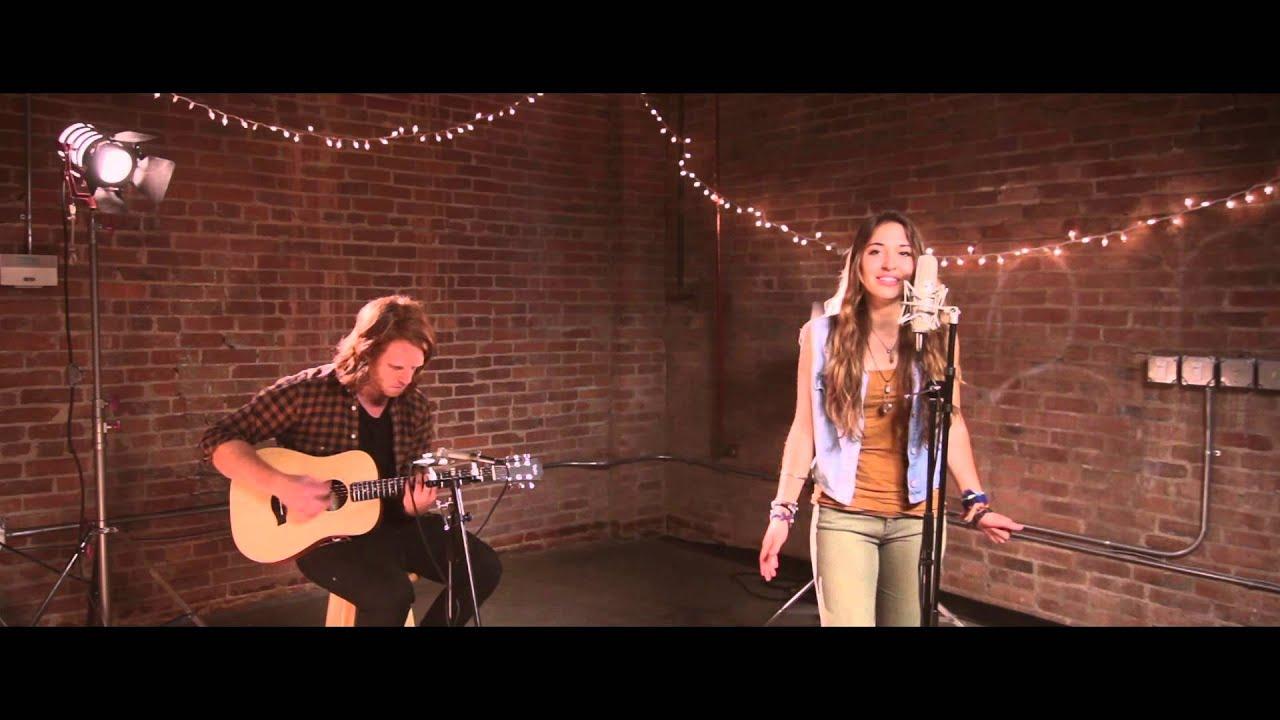 We Believe Acoustic Newsboys Cover Lauren Daigle Youtube