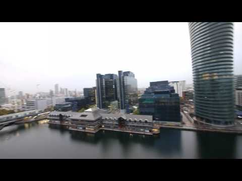 RentLondonFlat.com 2 Bed 2 Baths Waterside Apartment - Millharbour, Canary Wharf, E14