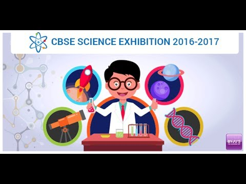 CBSE science exhibition (2016-17) and model ideas.......