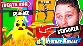 beating-ssundee-s-crundee-deathrun-time-fortnite