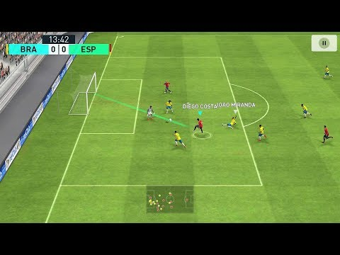 Pes 2018 Pro Evolution Soccer Android Gameplay #58