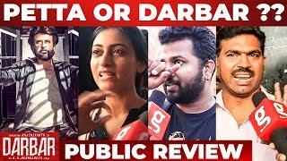 Darbar FDFS Public Review | Darbar Review | Rohini Theatre | Superstar Rajini |AR Murugadoss