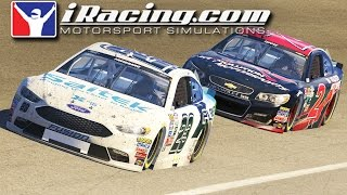 iRacing NASCAR Series at Homestead FINAL