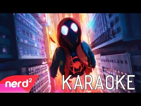 Spider-Man: Into the Spider-Verse Song | Do It Like Me [Karaoke] #NerdOut