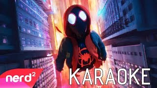 Spider-Man: Into the Spider-Verse Song   Do It Like Me [Karaoke] #NerdOut