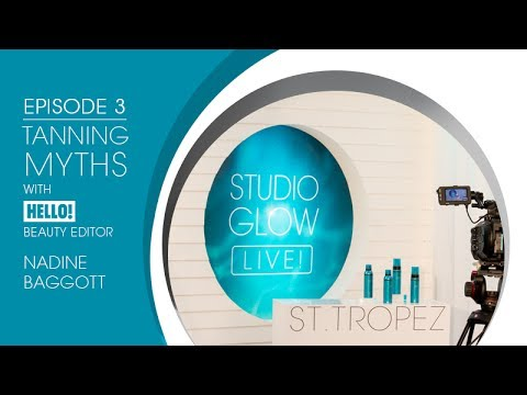 STUDIO GLOW I EPISODE 3 I TANNING MYTHS