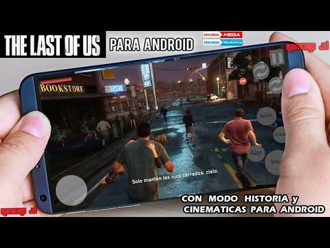 Increible The Last Of Us Con Modo Historia Y Cinematicas Para Android Fan Made