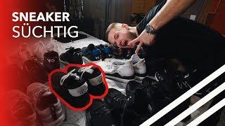 Wir sind Sneaker süchtig