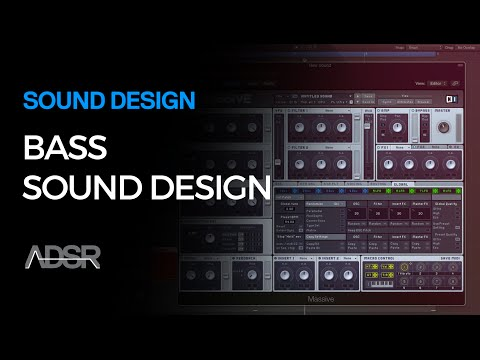 Bass Sound Design & Production Tips