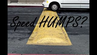 How to drive over humps | Speed bumps problem