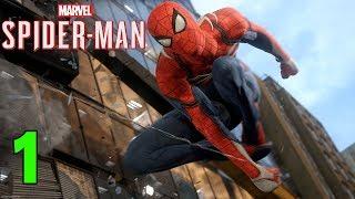 ZACZYNAMY! - Marvel's Spider-Man #1