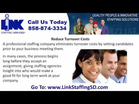 Staffing Agency San Diego | Best Temp Agency, Fast, Reliable