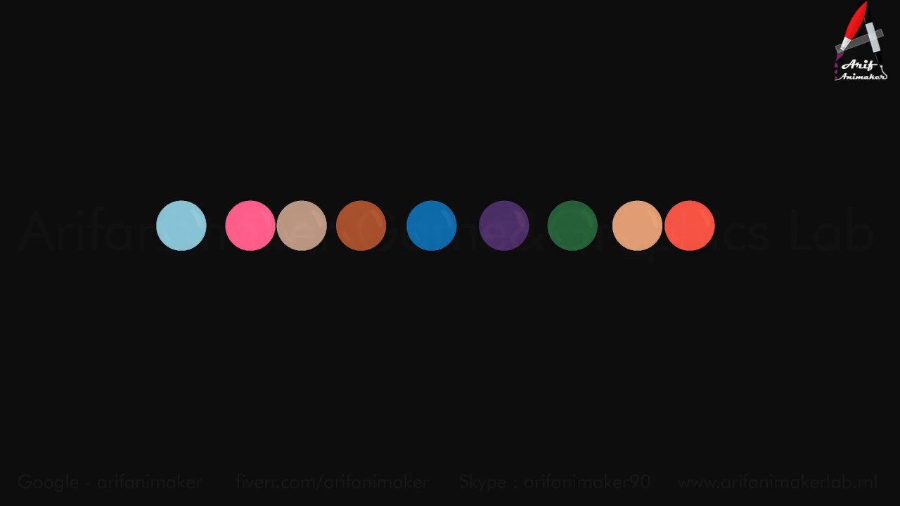 Logo Animation - Gel Moment