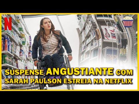 Suspense ANGUSTIANTE com Sarah Paulson lançado na Netflix - Fuja
