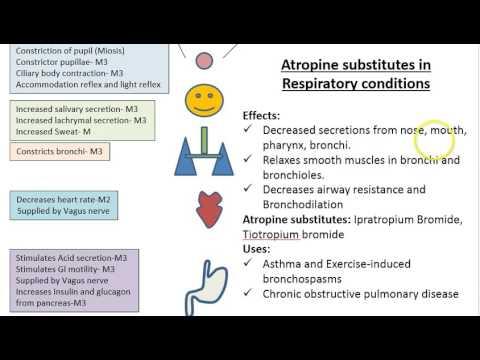 Anticholinergics