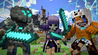 Mega Walls Deathmatch - Nhạc Phim Minecraft