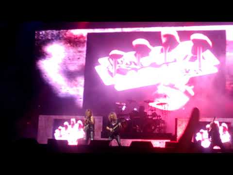 Judas Priest - Breaking the Law - Monsters Tour - Live at Curitiba - 28/04/2015