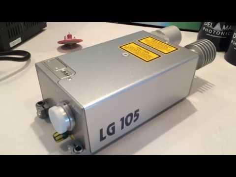 LG105 fifth harmonic generator for Nd:YAG lasers sales@dmphotonics.com