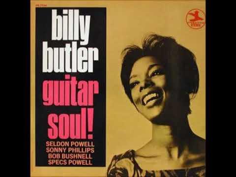 Billy Butler -  Guitar Soul ( Full Album )