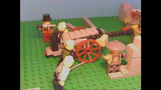 The Lego Battle 1