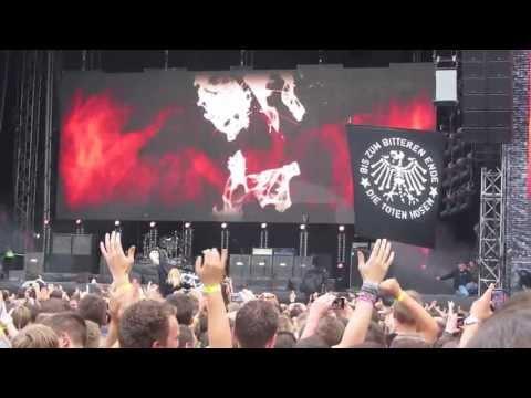 Die Tote Hosen - Intro Ballast der Republik - live in Köln 29.6.13