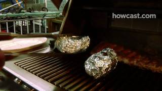 How To Make Grilled Potatoes