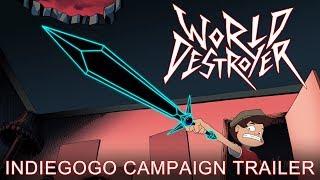 World Destroyer 2017 Animated Movie Trailer HD