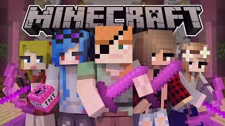 If Girls Ruled Minecraft - Minecraft Animation thumbnail