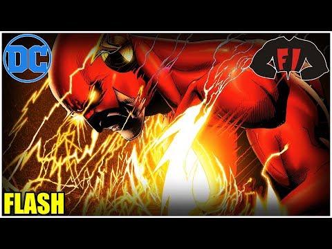 A Flash (Barry Allen) története - A világ leggyorsabb embere!