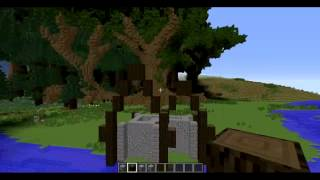 Lets Build Ep.1 Water Wheel Thingy House