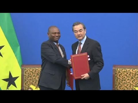 China, Sao Tome and Principe sign communique to resume diplomatic relations