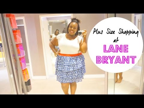 Plus Size Shopping at Lane Bryant | Dressing Room Confidential