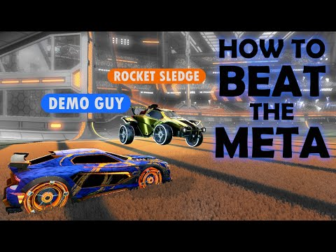 How to avoid bumps and demos in Rocket League (Master Class)