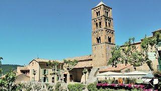 Moustiers-Sainte-Marie & Notre Dame de Beauvoir, France Provence [HD] (videoturysta.eu)