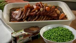 Marco Pierre White Recipe for Pot Roast Brisket