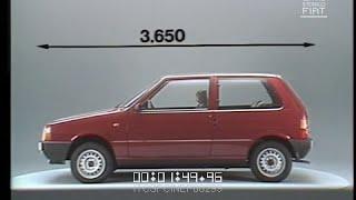 FIAT Uno - schede tecniche \ 1983 \ ita vV
