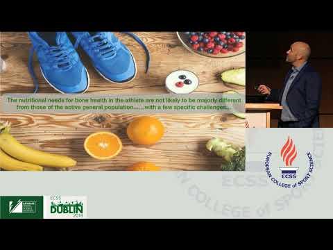 GSSI Pre-con Satellite: Bone Health and Athlete Nutrition