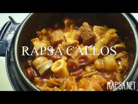 Super Tender Callos Recipe (Ox Tripe and Foot Stew)   #RAPSA!